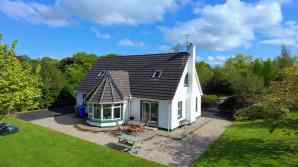 Rear garden of Cottage 5