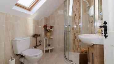 Clearwaters11 - upper floor bathroom
