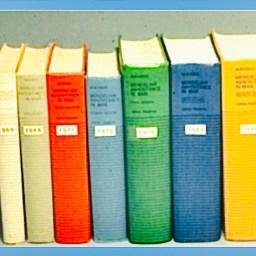 "Victor McKusick, ""Mendelian Inheritance in Man: Catalog of Human Genes and Genetic Disorders"", 1966."