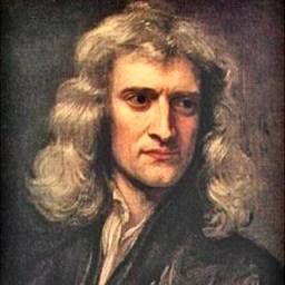 """Isaac Newton, """"The Principia: Mathematical Principles of Natural Philosophy"""", 1687."""