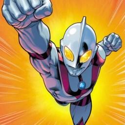 "Kyle Higgins & Mat Groom, ""The Rise of Ultraman"", Marvel Comics, 2020."