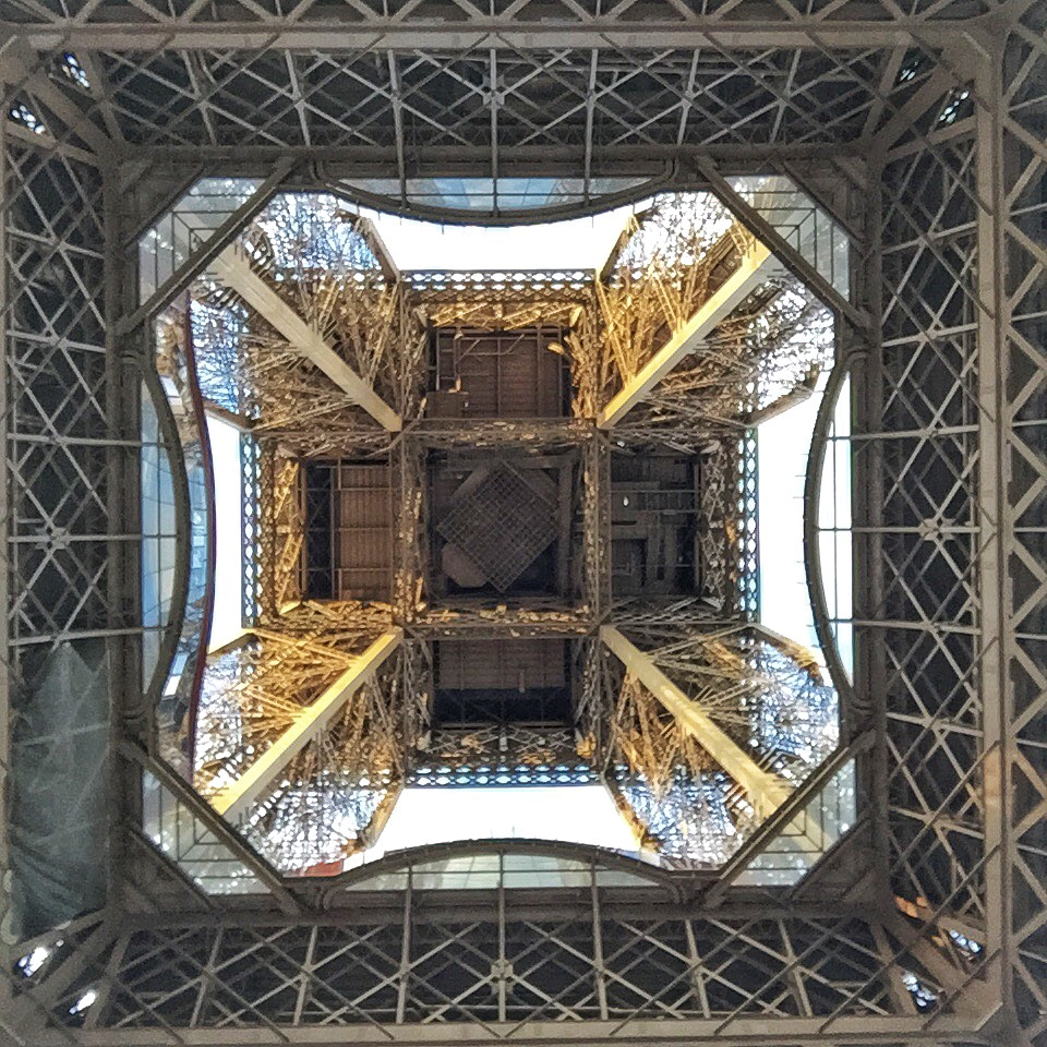 Eiffel Tower upshot