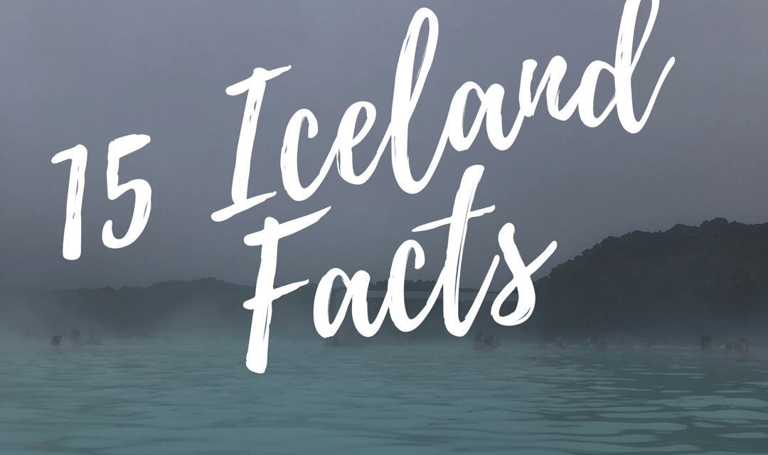 15 Iceland Facts