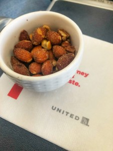 warm nuts in United First