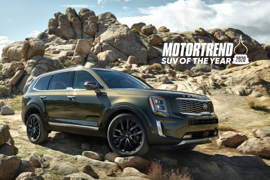 Suv of the year