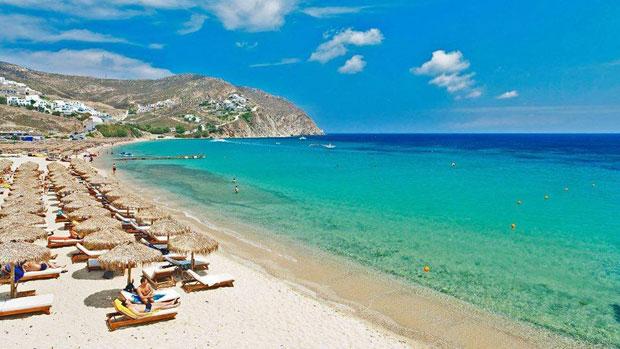 Elia Beach Mykonos