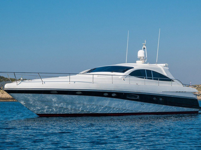 Pershing Yacht Mykonos