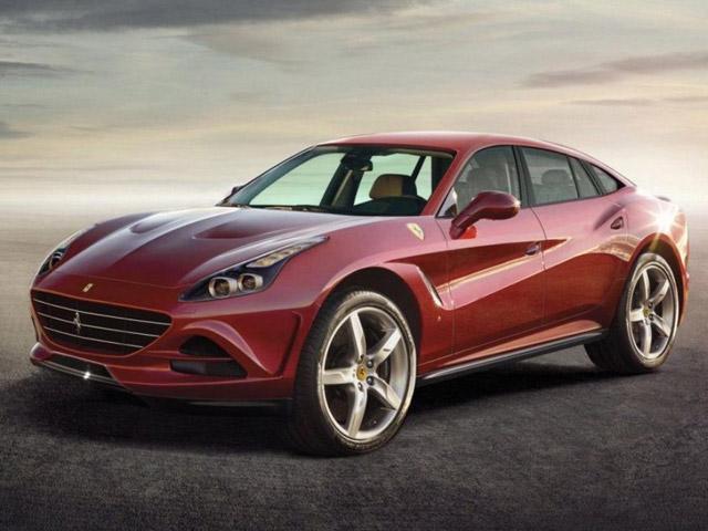 Ferrari new suv