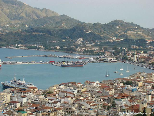 Zante Village Greece