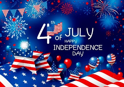 Happy 4th of July Greetings 2021 | Fourth of July Wishes Images Sayings