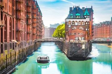 Самолетни билети от Варна до Хамбург