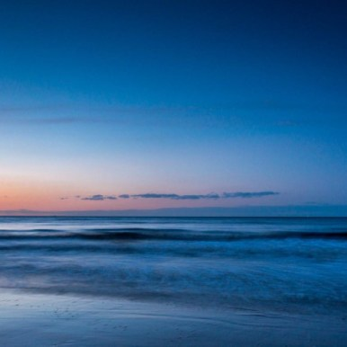 Mundesley-Beach-and-Sea-at-Sunset-e1408364923483