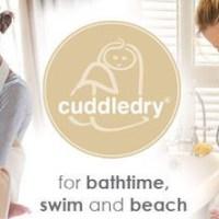 Cuddledry - Cuddlebunny Toddler Towel