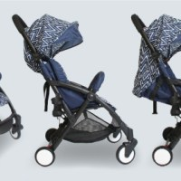 My Babiie X4 Compact Stroller Review