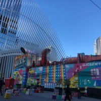 Our first child free overseas trip - a long weekend in New York City!