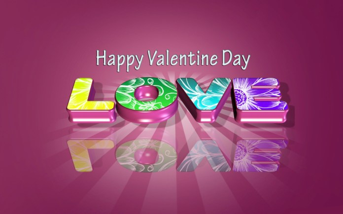 Amazing Happy Valentines Day Love Wallpapers, Gif Images For True ...