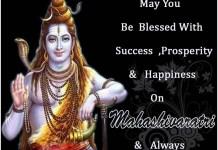 Happy Maha Shivaratri Greeting Pictures, Quotes