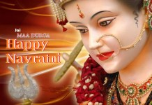 Happy Navratri Greeting Pictures, Hd Wallpapers For Facebook ,Whatsapp
