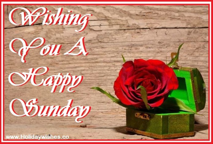 20 Wonderful Sunday Blessings Pictures, Images With Good
