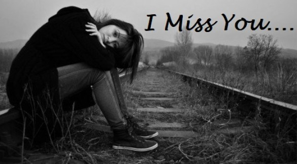 Top 15 Heart Touching I Miss You Pictures Photos For Love Couples