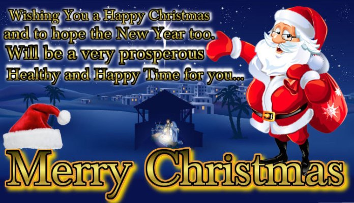 Essay Speech on Christmas for School Students and Children
