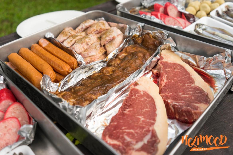 南非營足料BBQ