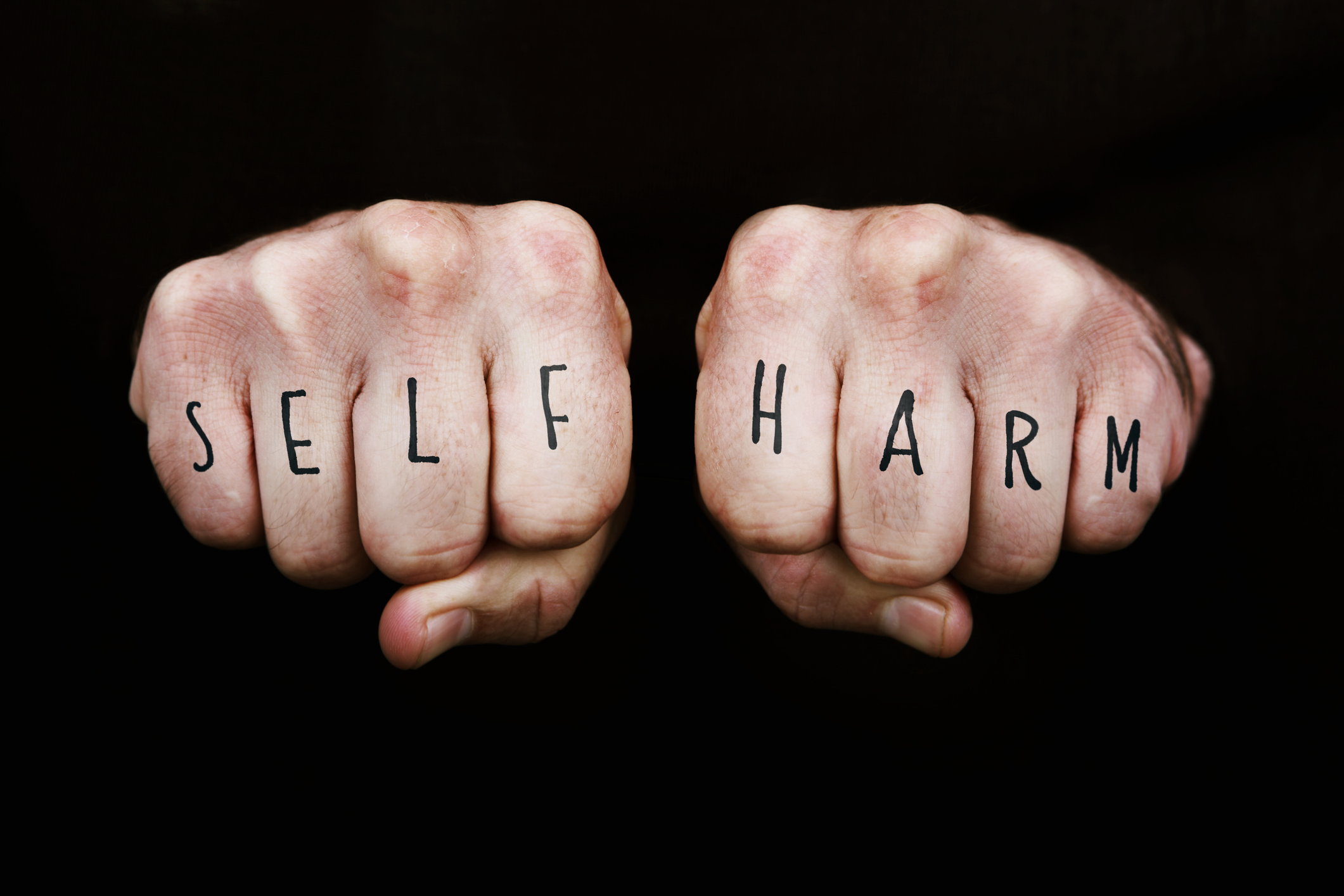 Breaking Down 6 Myths About Self Harm