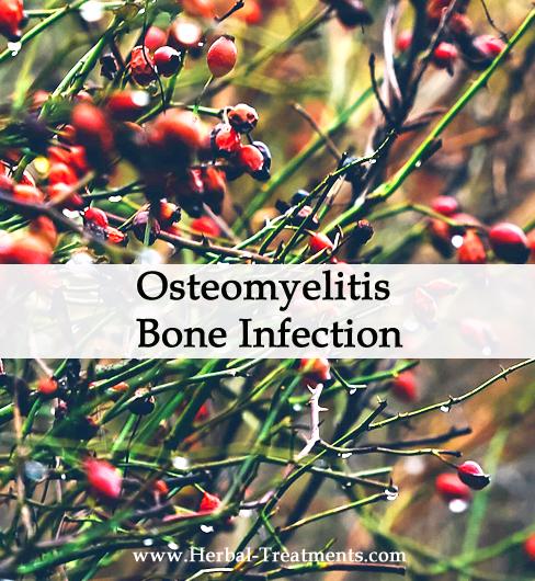 Herbal Medicine for Osteomyelitis Bone Infection