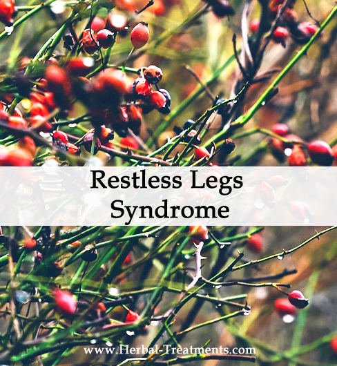Herbal Medicine for Restless Legs Syndrome