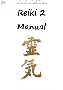 Reiki 2 training holistically balanced