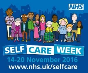national self care week 2016