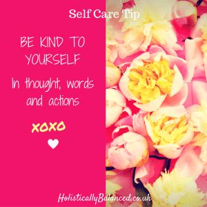 self care tip 1