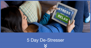 De-Stress mini training