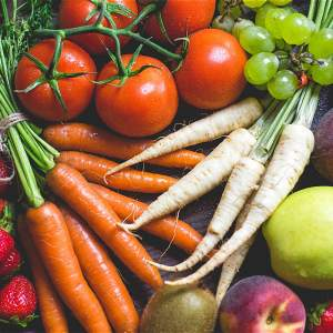 lose weight vegetables