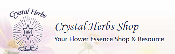 Crystal Herbs Banner
