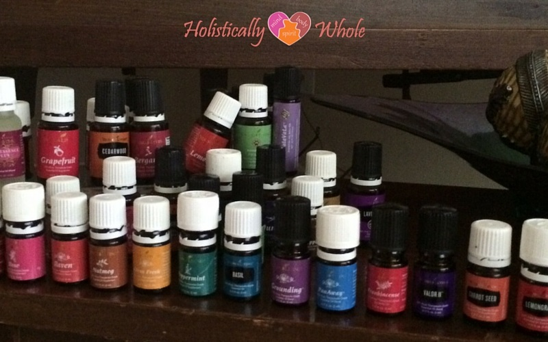 essential oils page