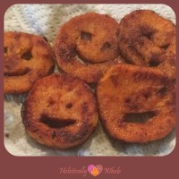 Served with a Smile: Happy Face Sweet Potatoes
