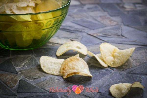potato chips are not paleo