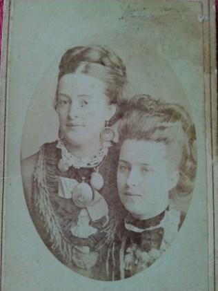 February: exploring family history