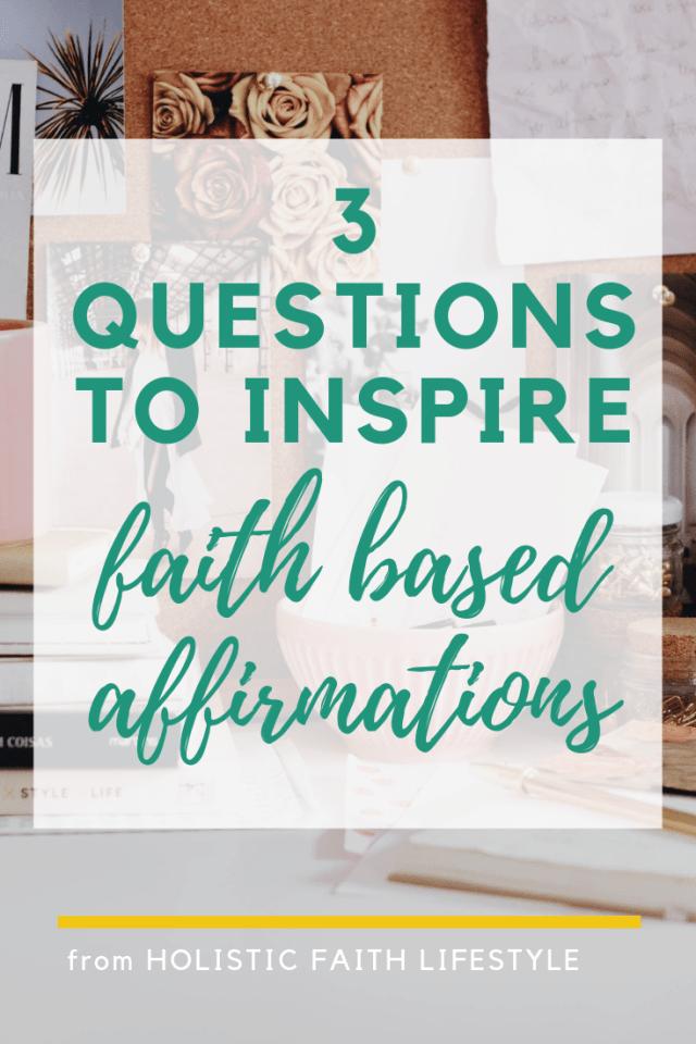 Powerful Daily Affirmations of faith