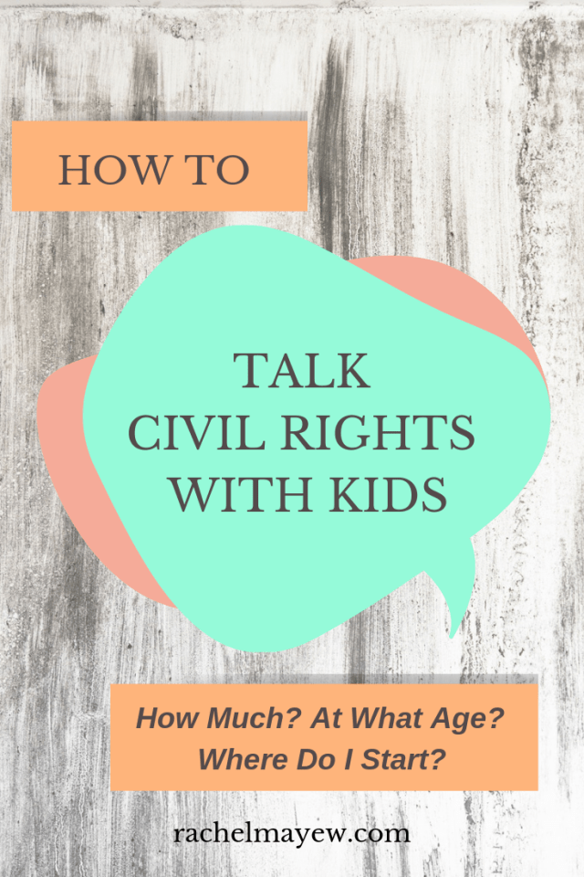 How to Talk Civil Rights With Kids