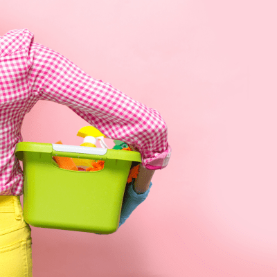 Spring Cleaning Your Mind: 4 Faith Strategies