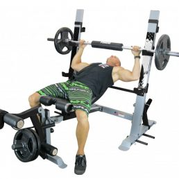Adjustable Gym Bench System