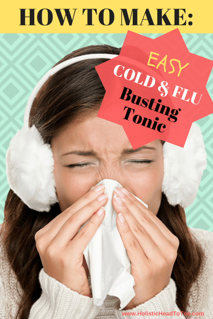 Natural Colds and Flu JPrevention