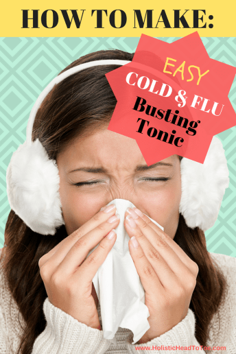 Easy Cold and Flu Prevention Recipe