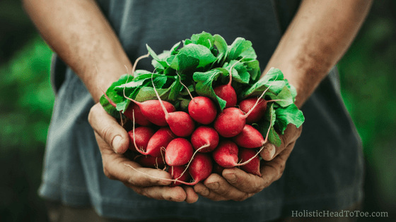 Healing with Real Food