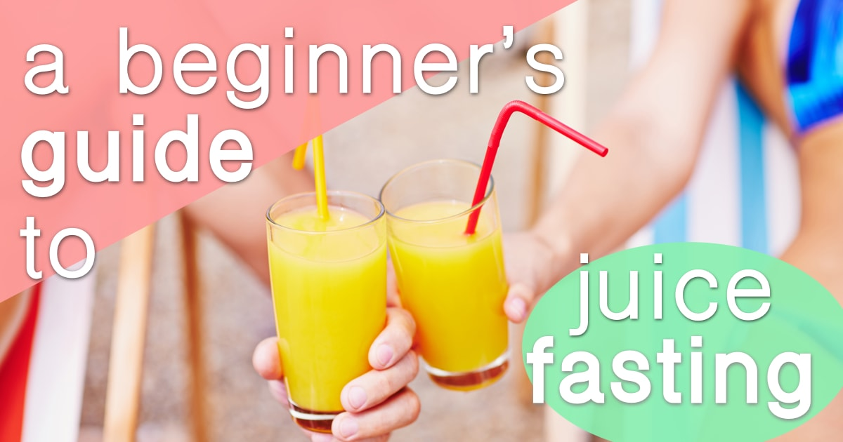 Juice Fasting Benefits