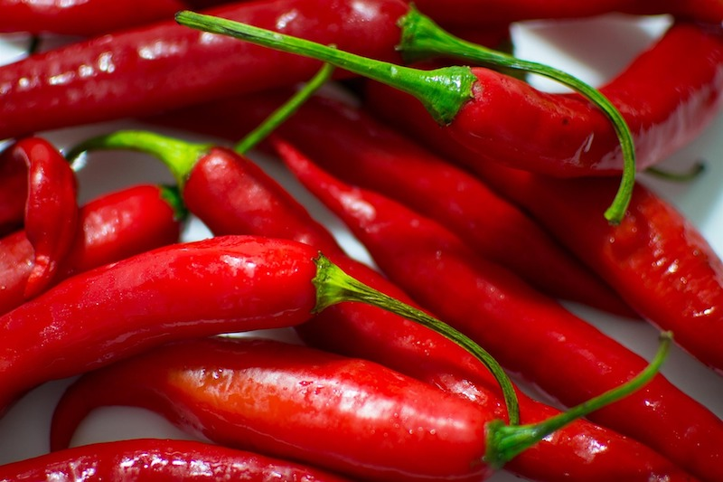 cayenne pepper benefits