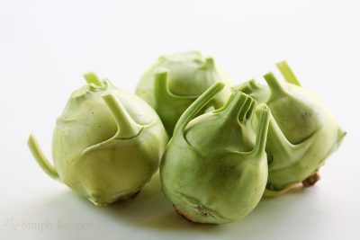 Kohlrabi – A cancer-fighting, heart healthy, fiber rich veggie