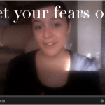 Don't let a silly fear scare you into inaction